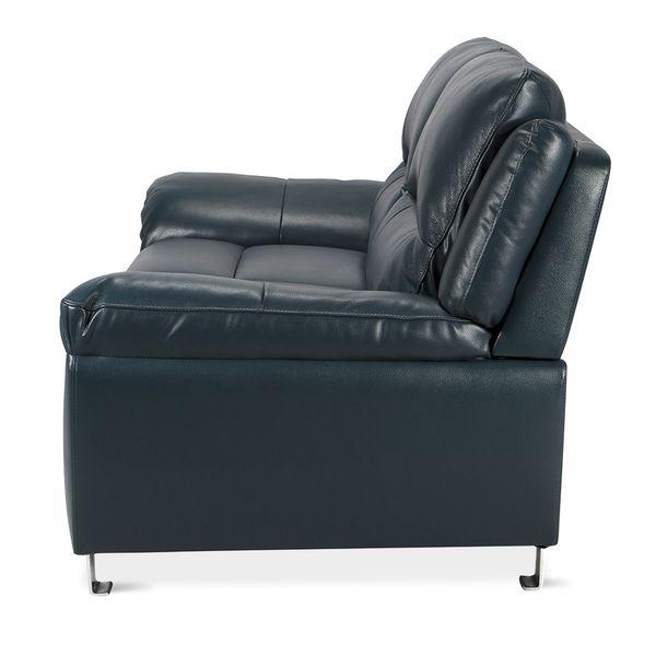 Sofa-2-Ptos-Battley-Cuero-Pvc-Azul-Ma08---------------------