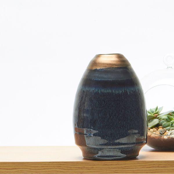 Florero-C19-Cobalto-10-10-13Cm-Porcelana-Azul-Cobre---------