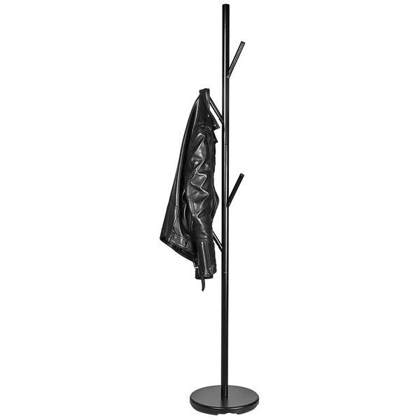 Perchero-Piso-Wild-30-30-173Cm-Metal-Negro------------------