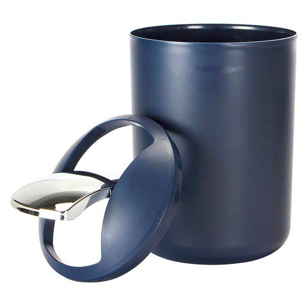 Papelera-Baño-6.5Lt-Brasil-19.5-19.5-31Cm-Plastico-Azul-----