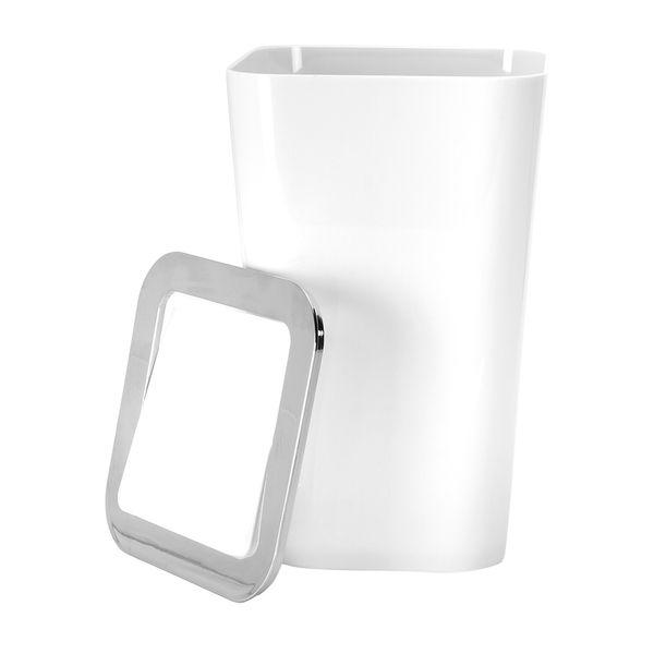 Papelera-Baño-Candy-18-18-28Cm-Plastico-Blanco--------------