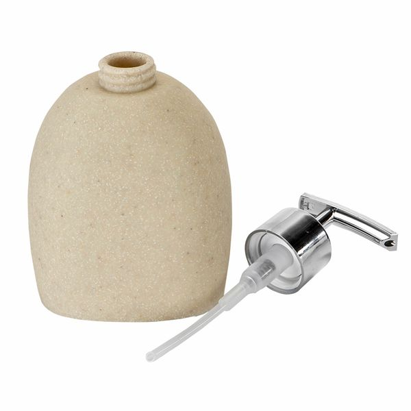 Dispensador-Jabon-Puro-9.5-6.6-15.1Cm-Poliresina-Gris-------