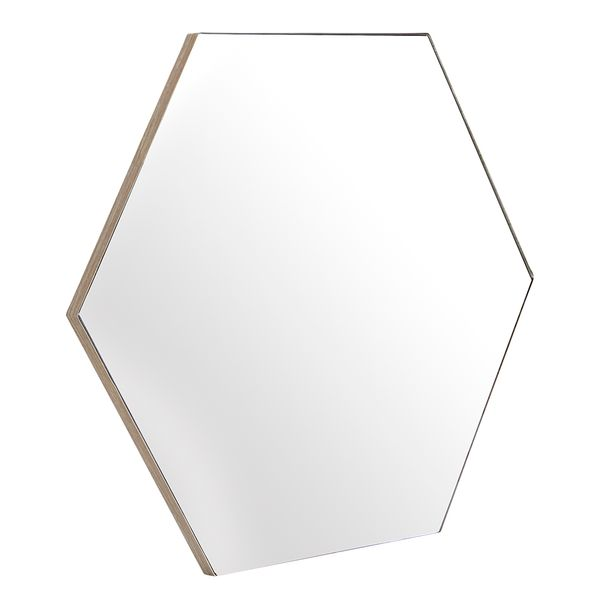 Espejo-Hexagonal-Simona-50-40Cm-Mdf-Cenizo------------------