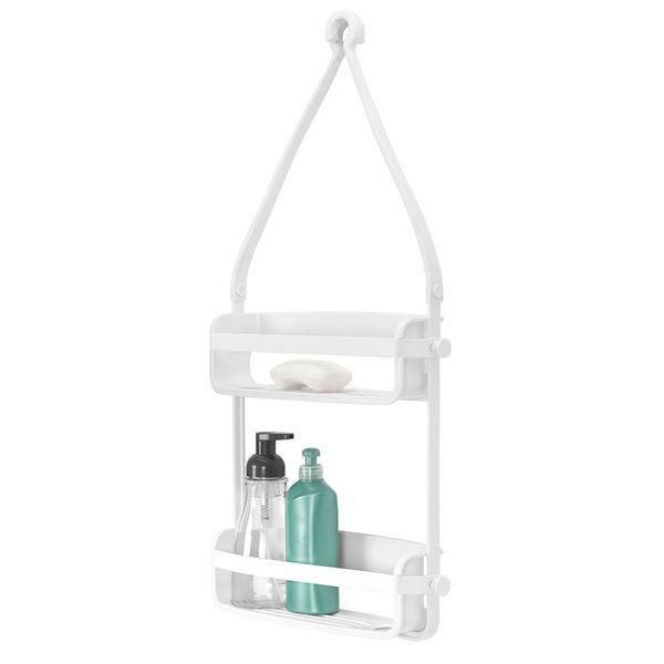 Organizador-Ducha-Flex-35-10-40.9Cm-Plastico-Blanco---------