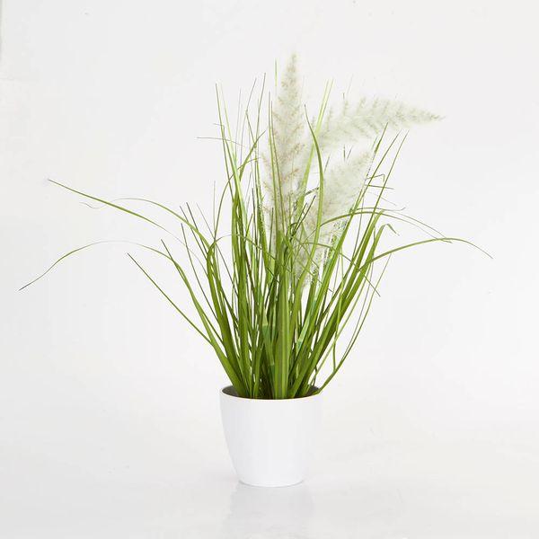 Planta-Artificial-Grass-Surt-Cm-Plastico-Blanco-------------