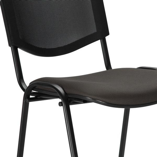 Silla-Isonet-Estructura-Negra