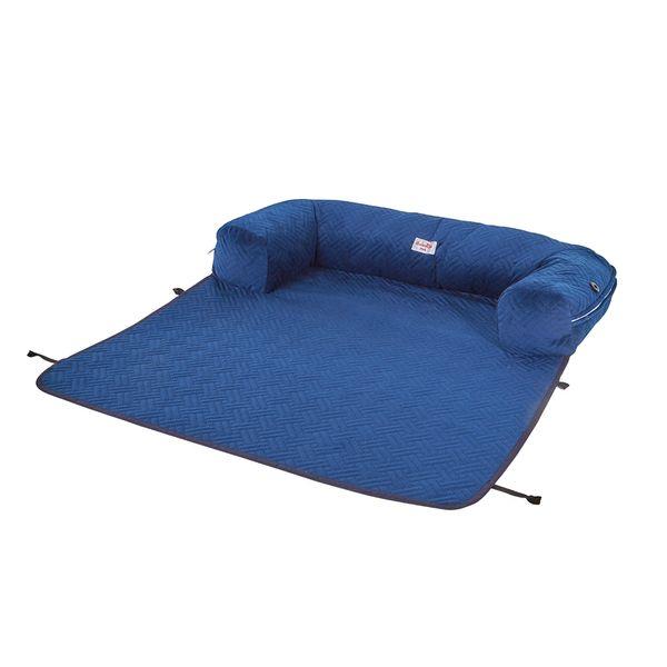 Cama-Sofa-Mascotas-70-12-40Cm-Poliester-Azul----------------