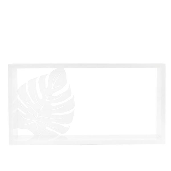 Repisa-Rectangular-Leaf-35-18-10Cm-Madera-Blanca------------