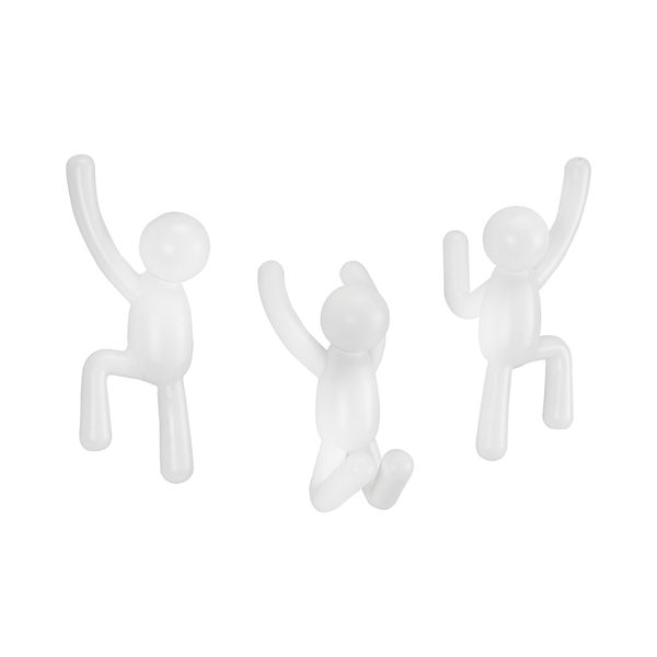 Perchero-Buddy-7-16-7Cm-Plastico-Blanco---------------------