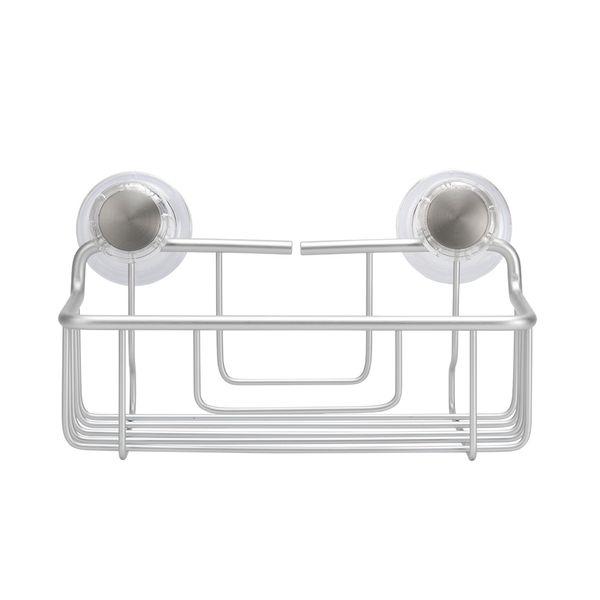 Organizador-Ducha-Canasta-Turn-N-Lock-13-25-15Cm-Aluminio---