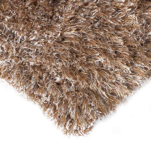 Tapete-Rectangular-Shag-Furry-120-170-4Cm-Polies-Caf-Beige-