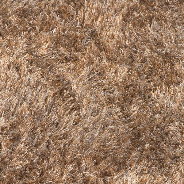 Tapete-Rectangular-Shag-Furry-150-220-4Cm--Polies-Caf-Beige