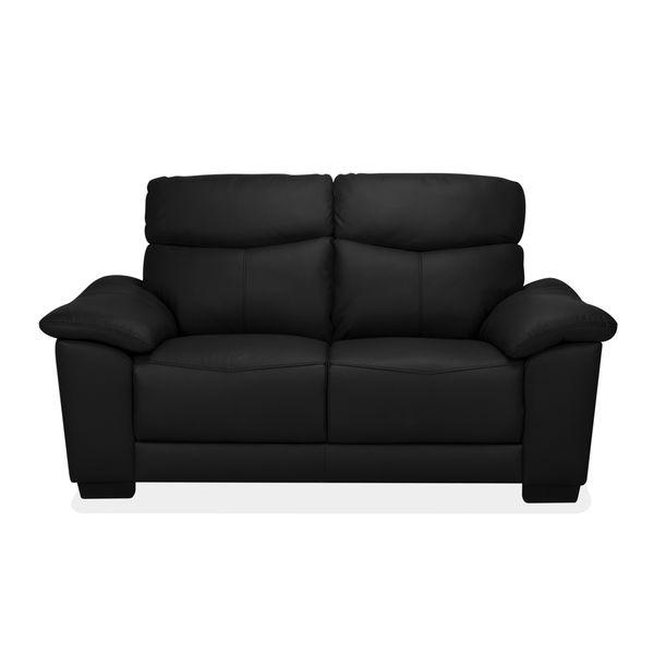 Sofa-2-Ptos-Detroit-Cuero-Pvc-Negro-Ja12--------------------