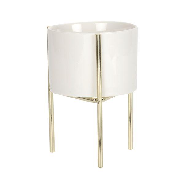 Matera-Babylone-S-8-11.5Cm-Ceramica-Blanco------------------
