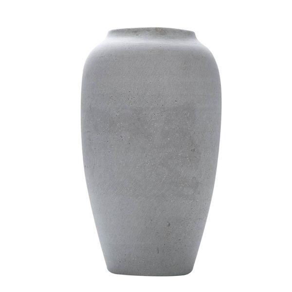 Florero-Industrial-22-22-37Cm-Cemento-Blanco----------------