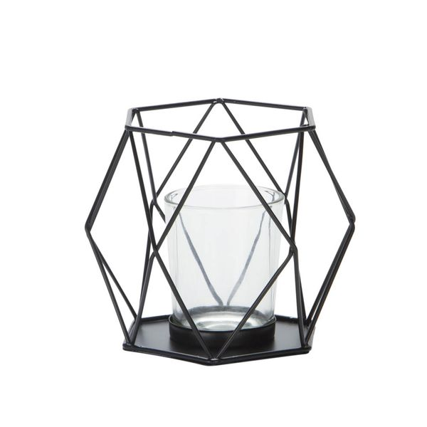 P-Vela-Diamond-13-12-11Cm-Metal-Negro-----------------------