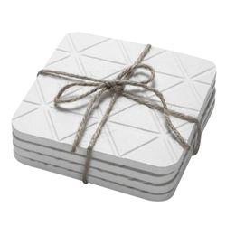Set-4-Individuales-Triangulos-10-10-1Cm-Blanco--------------