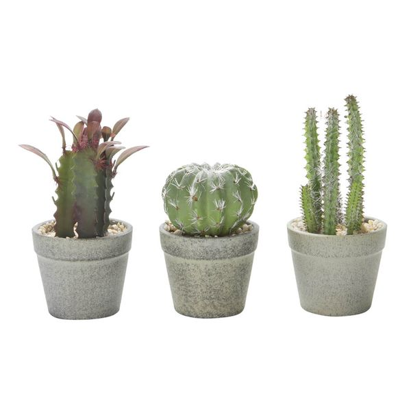 Planta-Artificial-Cactus-Surt-18Cm-Platico-Gris-------------