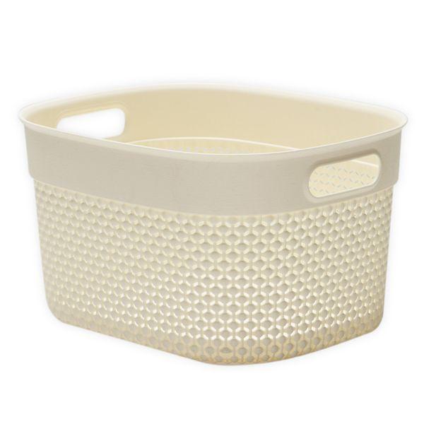 Contenedor-Filo-Basket-L-38-28-22Cm-Plastico-Amarillo---------