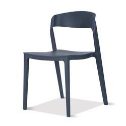 Silla-Auxiliar-Bilbao-Plastico-Azul-------------------------