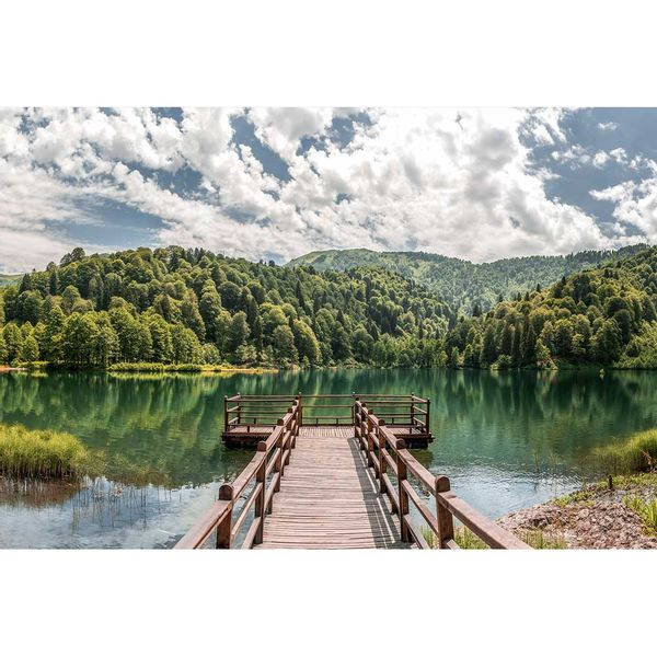 Cuadro-Lake-View-80-120Cm-Vidrio----------------------------