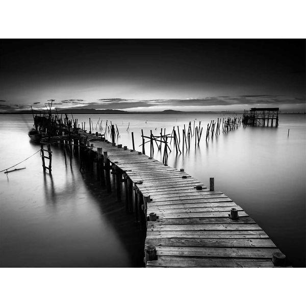 Cuadro-Pier-75-100Cm-Canvas-Silver--------------------------