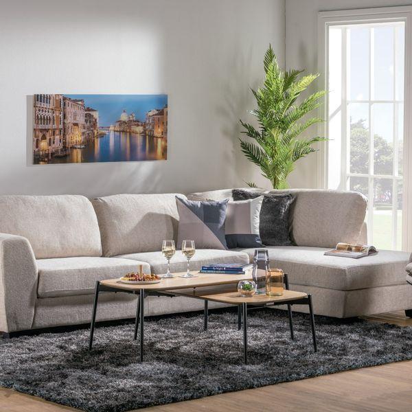 Sofa-En-L-Derecho-Oslo-Tela-Cafe-Blanco