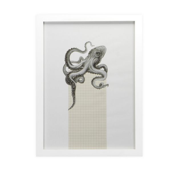 Cuadro-Artistico-Migracion-Ii-25.4-35Cm-Vidrio-Madera-Nat---