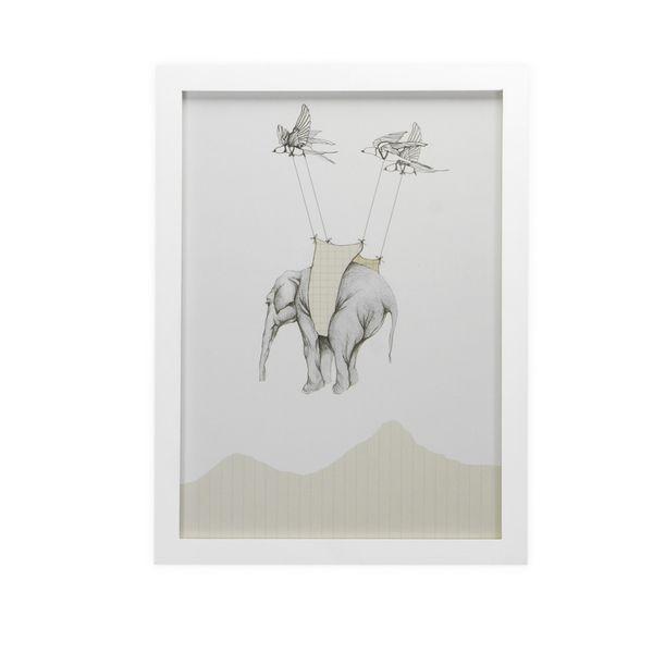 Cuadro-Artistico-Migracion-Iii-25.4-35Cm-Vidrio-Madera-Nat--