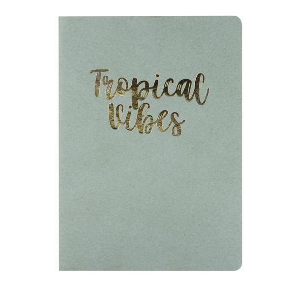Cuaderno-A5-C1-19-Tropical-Vibes-Papel-Reciclado-Verde------