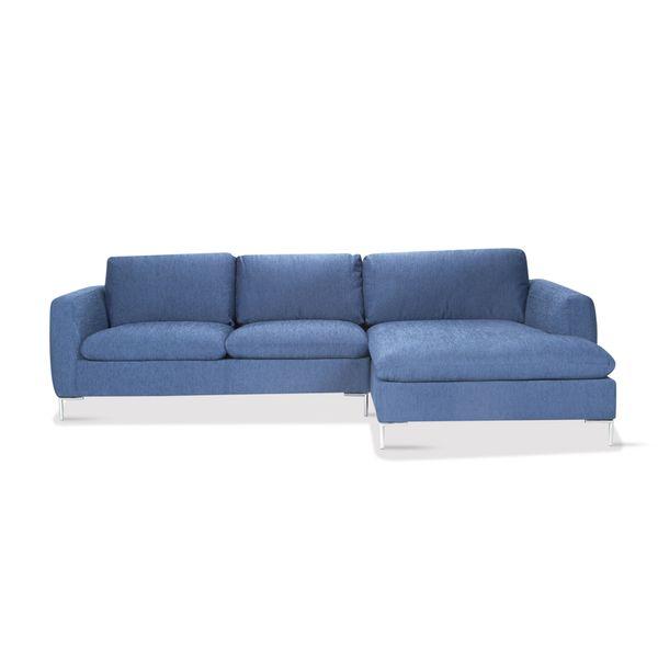 Sofa-L-Talida-Tela-Chile-100-Azul-Derecha