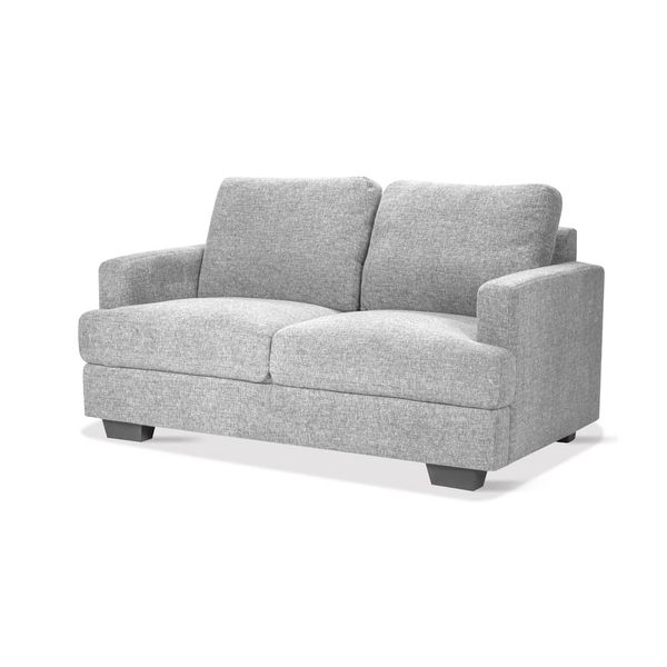 Sofa-2-Puestos-Madison-Tela-Charleston-Gris-----------------
