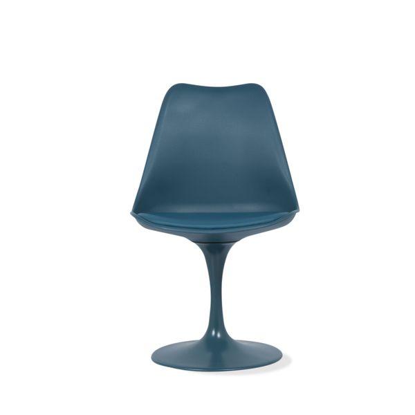 Silla-Auxiliar-Tulip-Azul-----------------------------------
