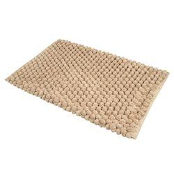 Tapete-Baño-Cotton-Cubes-40-60Cm-Poliester-Arena------------