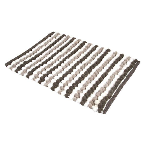 Tapete-Baño-Cotton-Cubes-40-60Cm-Poliester-Gris-Oscuro-Claro