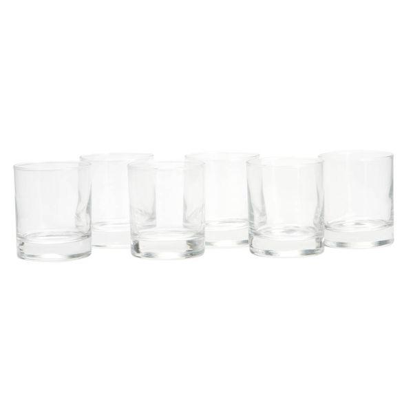 Set-6-Vasos-Cortos-Islande-Vidrio-Transparente--------------