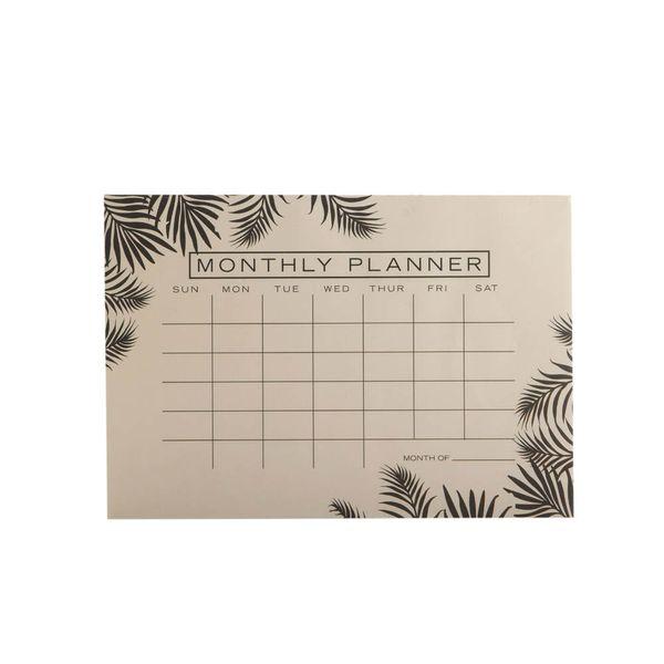 Planeador-Mensual-C1-19-Amazonic-25-17Cm-Papel-Reciclado----