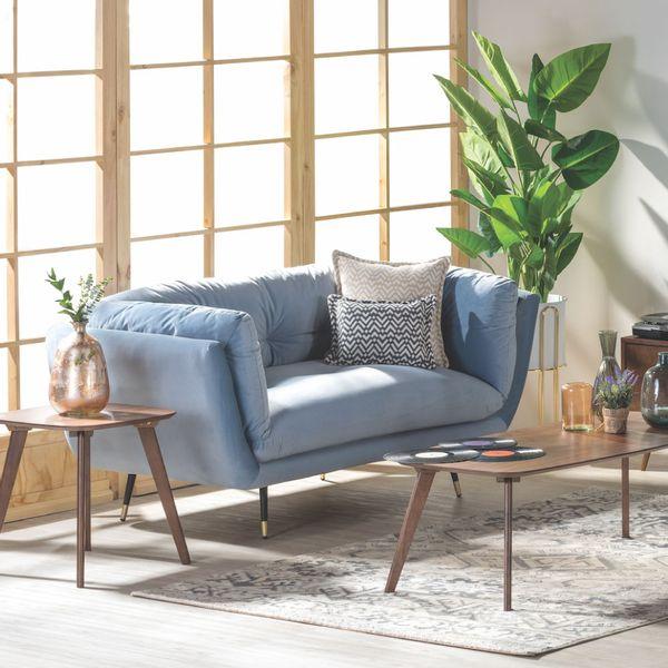 Sofa-2-Puestos-Colbert-Terc.Azul-Claro-Bl783-P.Negra-Dorada-