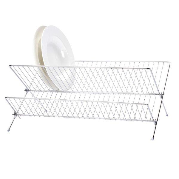 Escurridor-Platos-Dish-10-51-38Cm-Acero-Plata---------------