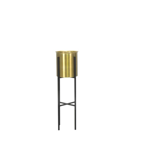 Matera-C19-Industrial-25-25-75Cm-Metal-Dorado-Negro---------