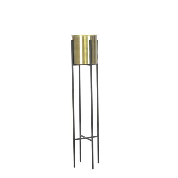 Matera-C19-Industrial-25-25-111Cm-Metal-Dorado-Negro--------