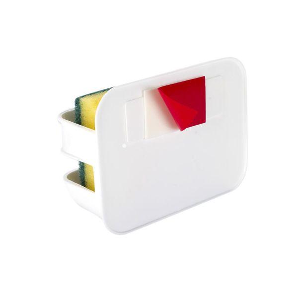 Porta-Esponja-Pale-10-18-5Cm-Plastico-Blanco----------------