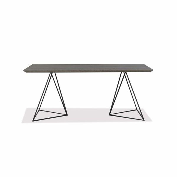 Mesa-De-Comedor-Abstract-180-90-Laminado-Cenizo-Metal-Negro-