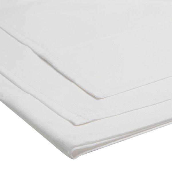 Juego-De-Sabanas-Plain-King-274-254Cm-100G-100--Microf-Blanc