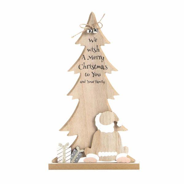 Navidad-C19-Arbol-Decorativo-Santa-19-31Cm-Madera-Nat-Blc