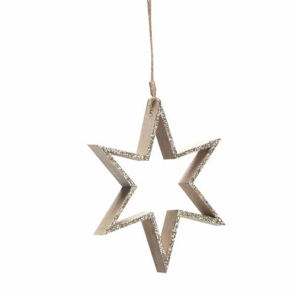 Navidad-C19-Estrella-Minimal-Ii-20-23Cm-Madera-Natural