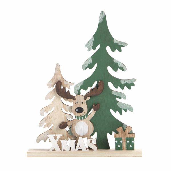 Navidad-C19-Arbol-Decorativo-Xmas-Forest-22-28Cm-Mad-Nat-Ver