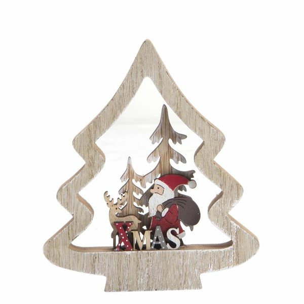 Navidad-C19-Arbol-Decorativo-Santa-Xmas-12-14Cm-Mad-Nat-Ver