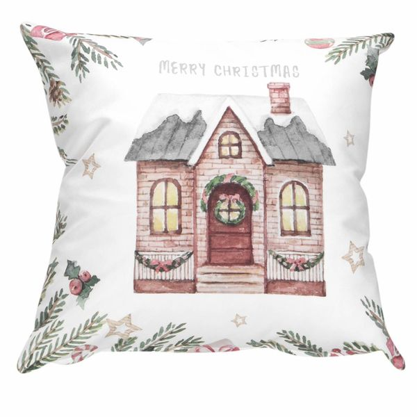 Navidad-C19-Funda-Cojin-Christmas-Is-Here-45-45Cm-Pol-Varios