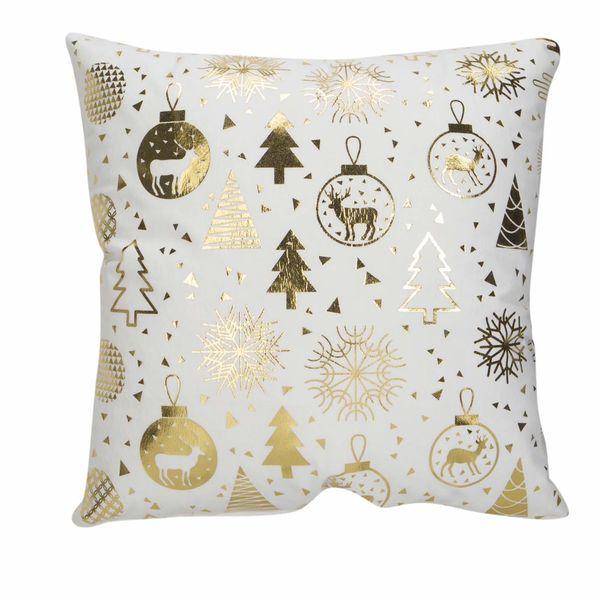 Navidad-C19-Funda-Cojin-Ballons-45-45Cm-Pol-Varios